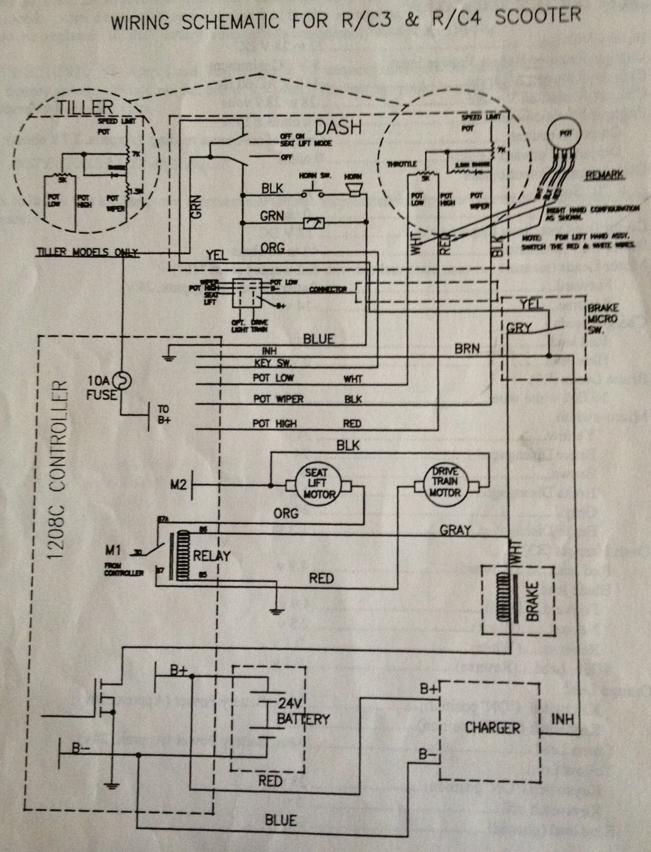 amigo scooter wiring diagram mobility    scooter    doctor  mobility    scooter    doctor